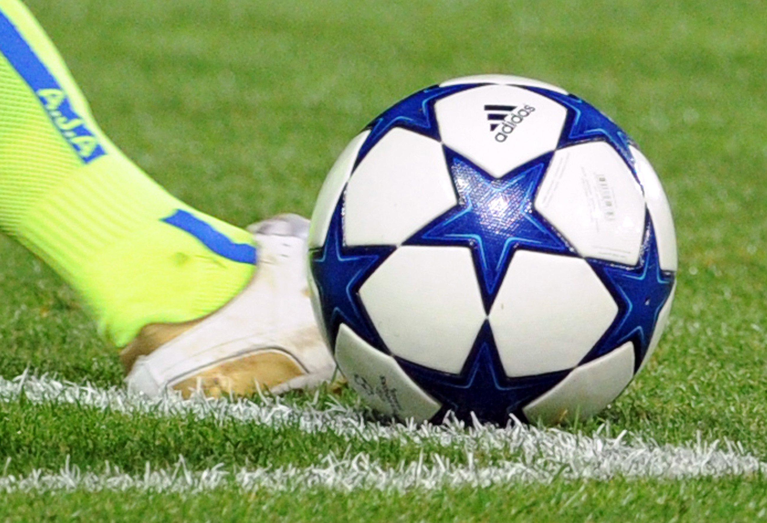Football : Auxerre / Real de Madrid - Champions League - 28.09.2010 - Illustration