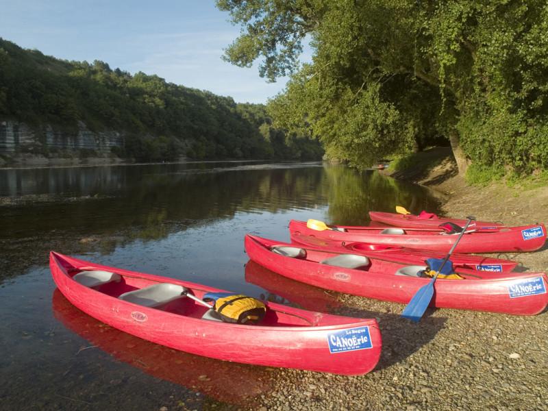 canoe-Bac-de-sors