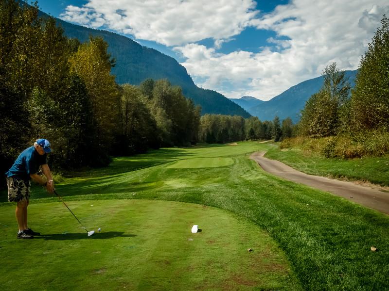 Séjour au Canada où jouer au golf