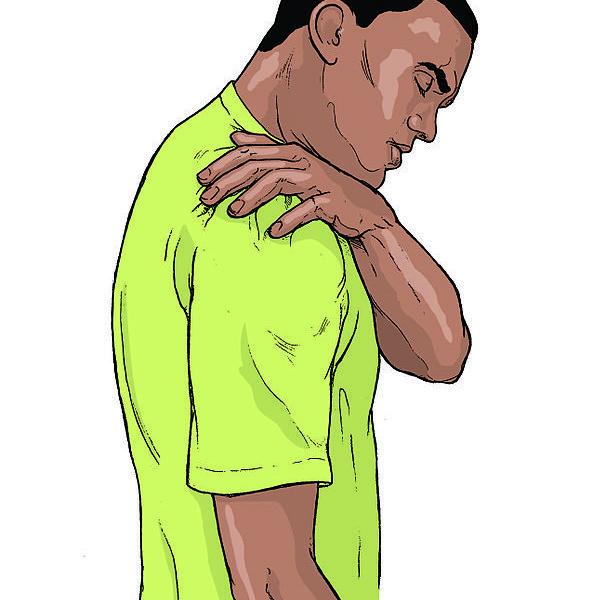 Santé - Douleur musculaire