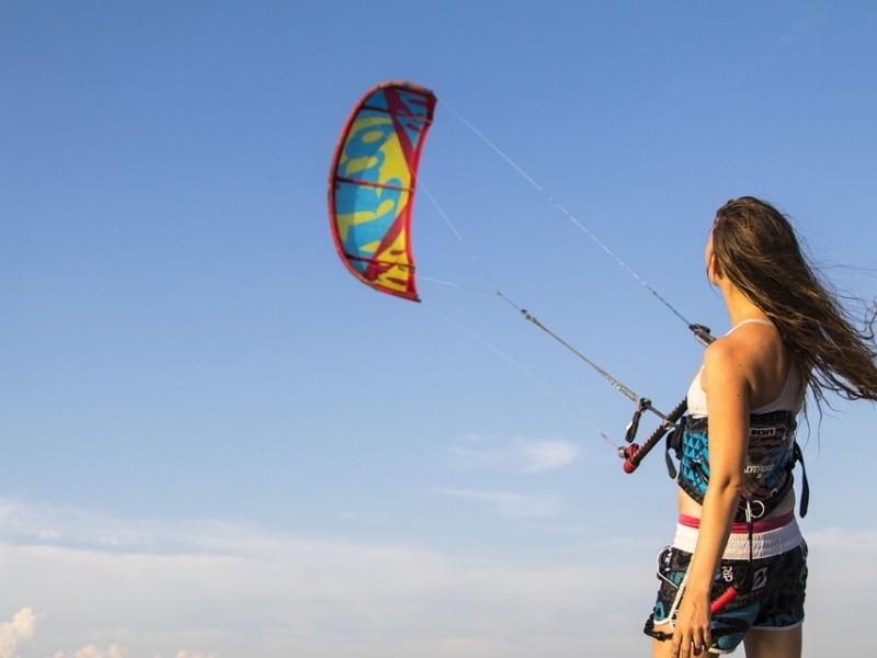 Combien de temps apprendre le kitesurf