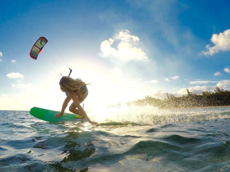 organiser un voyage kitesurf