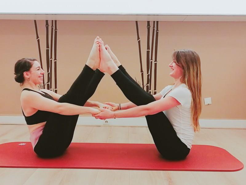 Yoga et Pilâtes